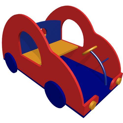 Сделать детскую машинку для детей на улицы своими руками
