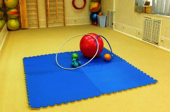 Как сделать коврик для занятий спортом своими руками
