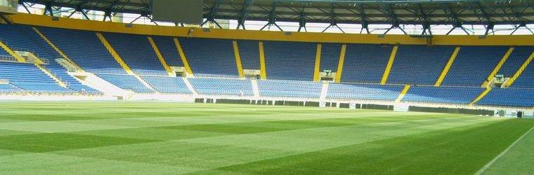 Искусственная трава футбольное поле